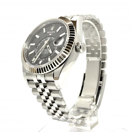 Rolex Oyster Perpetual Stainless Steel 42mm Sky-Dweller Watch, 326934 2