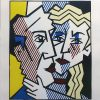 Roy Lichtenstein, The Couple, 1980, art-picture-the-couple 1