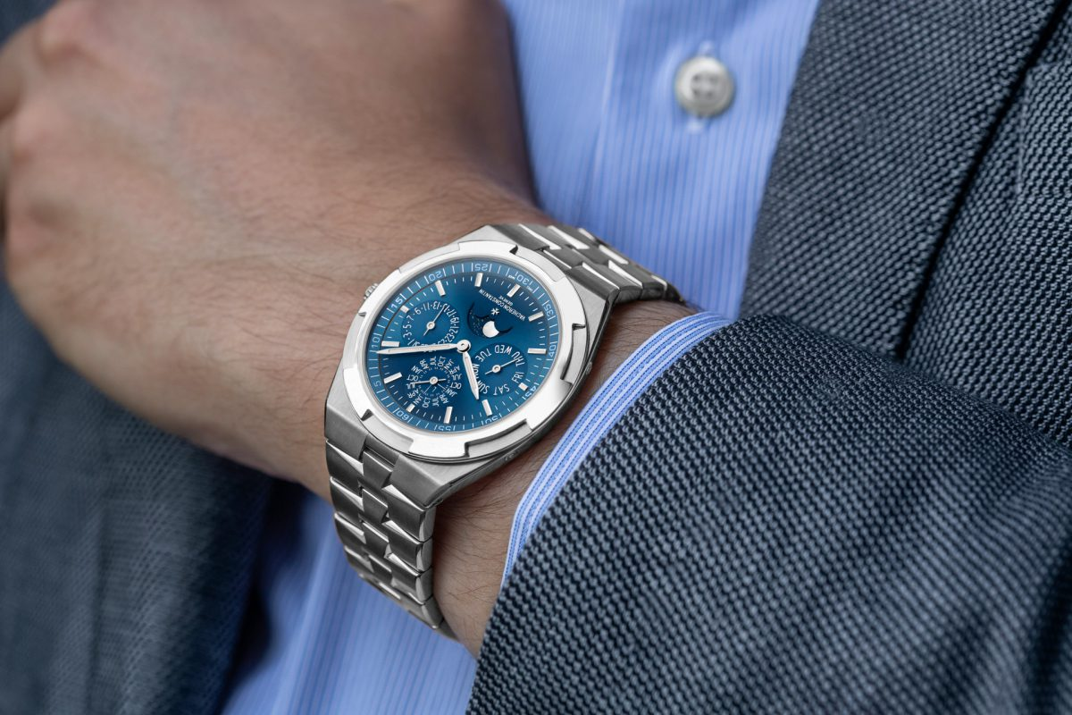 Vacheron Constantin Now Offering The Overseas Perpetual Calendar Ultra-Thin in Two New White-Gold Styles