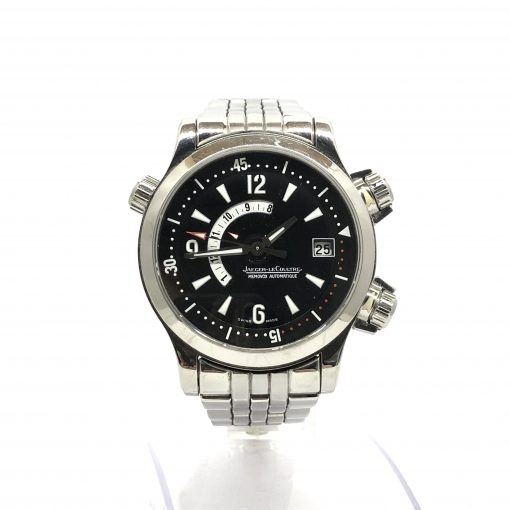 Jaeger-LeCoultre Master Compressor Memovox Men's Watch, Preowned-146.8.97