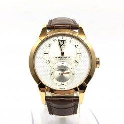 Baume & Mercier William Baume Jumping Hour Limited Edition Men's Wach Preowned-M0A08857