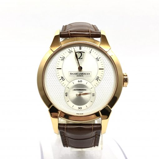 Baume & Mercier William Baume Jumping Hour Limited Edition Men's Wach, Preowned-M0A08857
