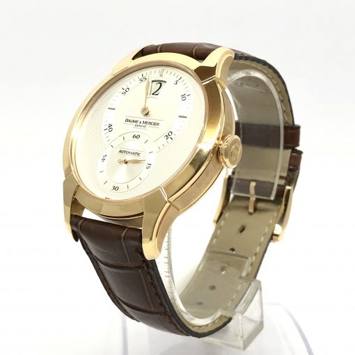 Baume & Mercier William Baume Jumping Hour Limited Edition Men's Wach, Preowned-M0A08857 3