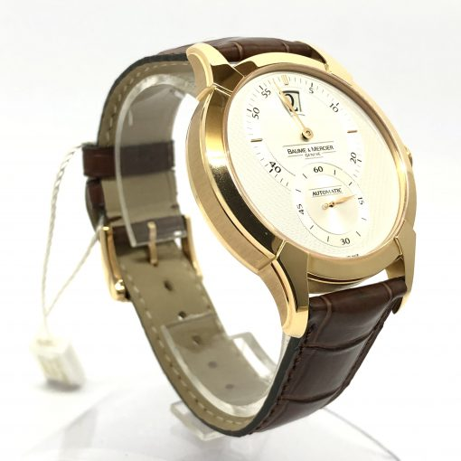 Baume & Mercier William Baume Jumping Hour Limited Edition Men's Wach, Preowned-M0A08857 4