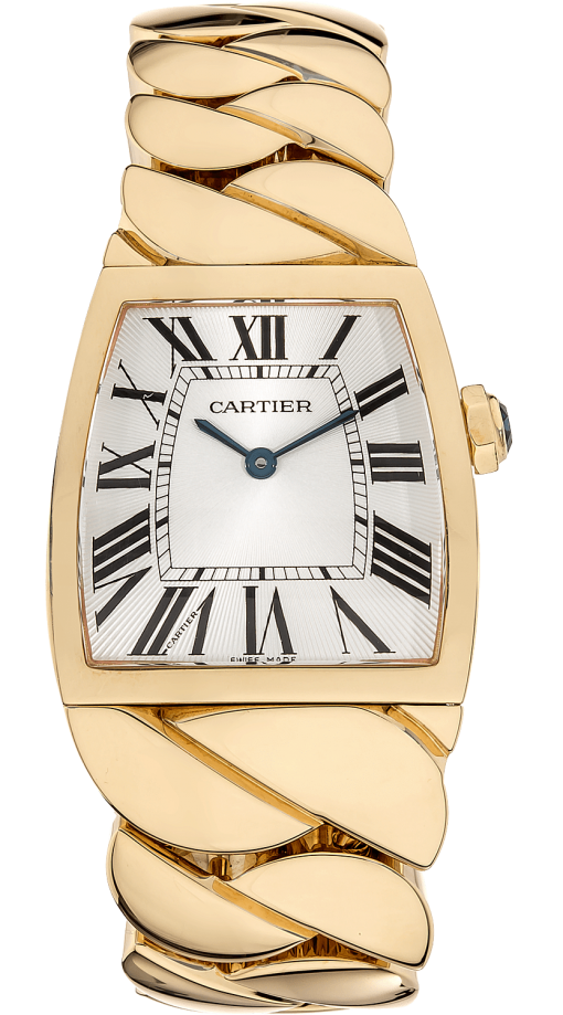 Cartier La Dona 18K Yellow Gold Ladies Watch, Preowned-W640010H
