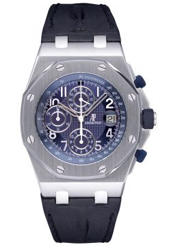 Audemars Piguet Royal Oak Offshore Pride of Russia 18K White Gold Limited Edition… Preowned-26061BC.OO.D001CR.01