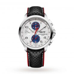 Baume & Mercier Clifton Club Shelby Cobra 44mm Limited Edition Mens Watch Preowned-M0A10342
