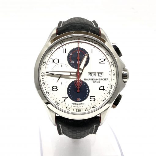 Baume & Mercier Clifton Club Shelby Cobra 44mm Limited Edition Mens Watch, Preowned-M0A10342 2
