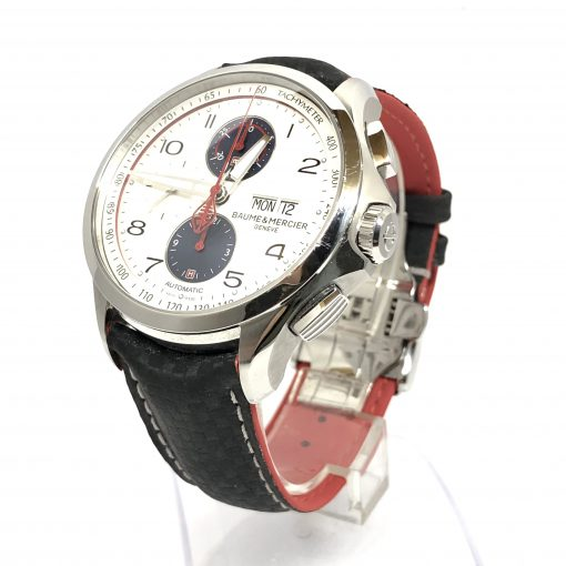 Baume & Mercier Clifton Club Shelby Cobra 44mm Limited Edition Mens Watch, Preowned-M0A10342 3