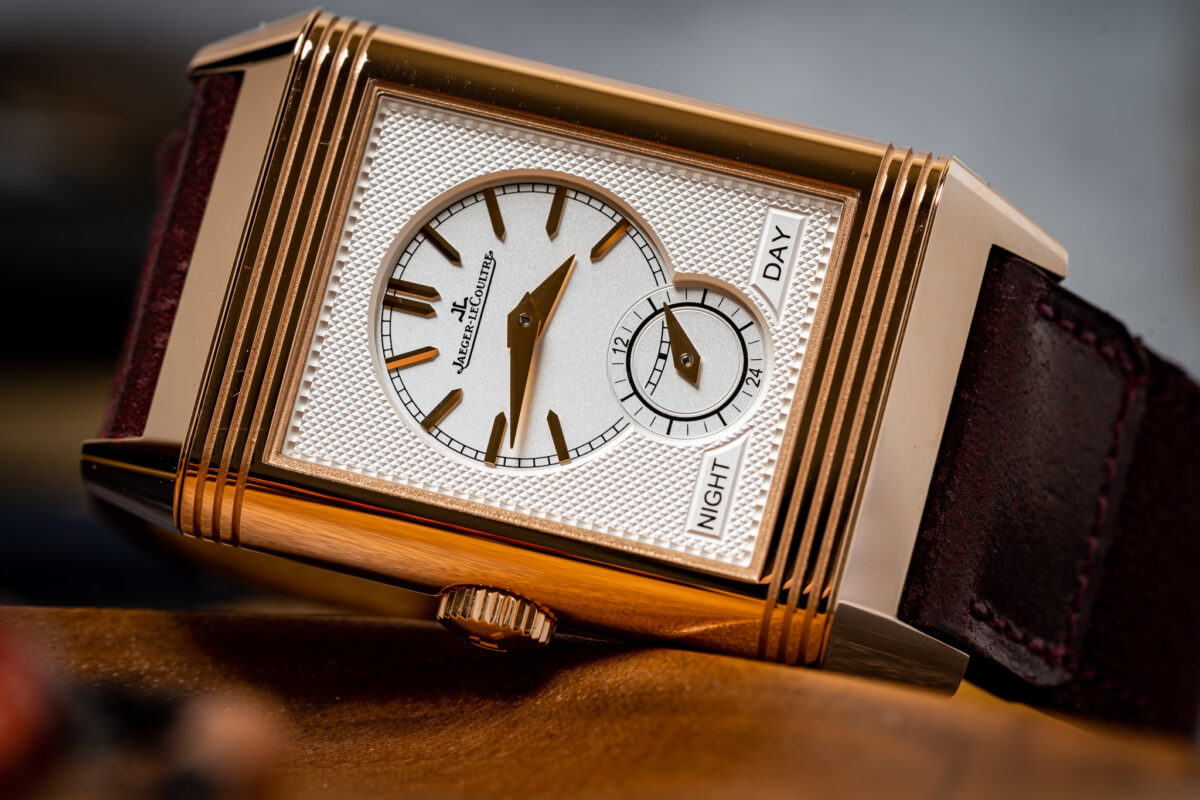 Jaeger LeCoultre Reverso Tribute Duoface Fagliano Hands On