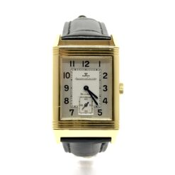 Jaeger LeCoultre Grande Reverso 18K Yellow Gold Men's Watch Preowned-270.1.62