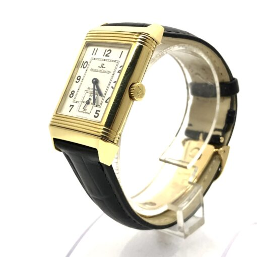 Jaeger LeCoultre Grande Reverso 18K Yellow Gold Men's Watch, Preowned-270.1.62 3