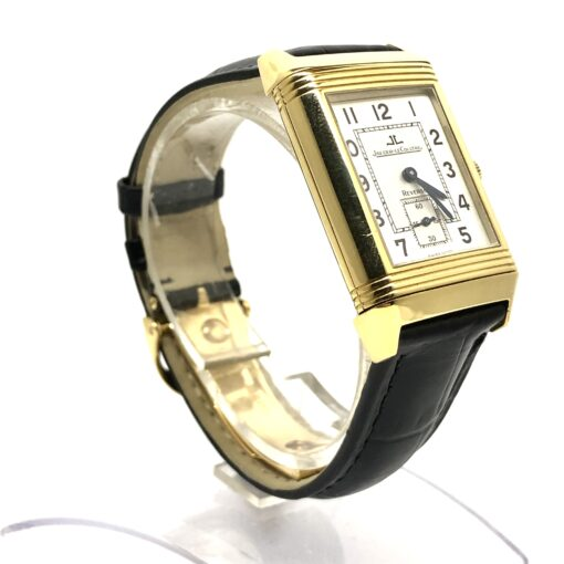 Jaeger LeCoultre Grande Reverso 18K Yellow Gold Men's Watch, Preowned-270.1.62 2