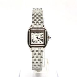 Cartier Panthère Stainless Steel Small Model Ladies Watch WSPN0006