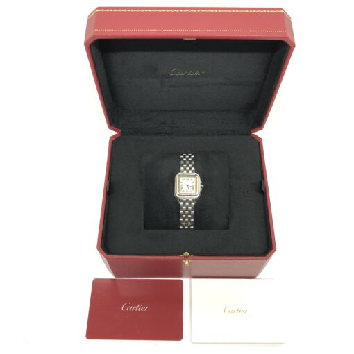 Cartier Panthère Stainless Steel Small Model Ladies Watch, WSPN0006 4