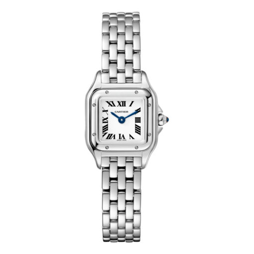 Cartier Panthère Stainless Steel Mini Model Ladies Watch, WSPN0019