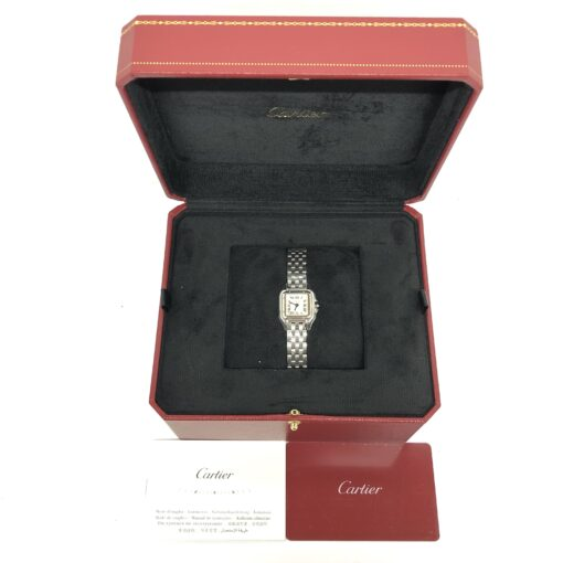 Cartier Panthère Stainless Steel Mini Model Ladies Watch, WSPN0019 5