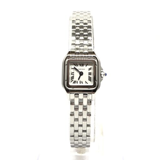 Cartier Panthère Stainless Steel Mini Model Ladies Watch, WSPN0019 2