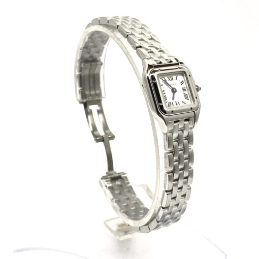 Cartier Panthère Stainless Steel Mini Model Ladies Watch, WSPN0019 4
