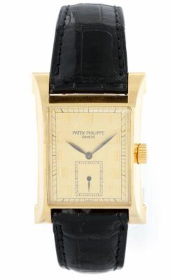 Patek Philippe Pagoda 18K Yellow Gold Limited Edition Men's Watch Preowned. 5500j