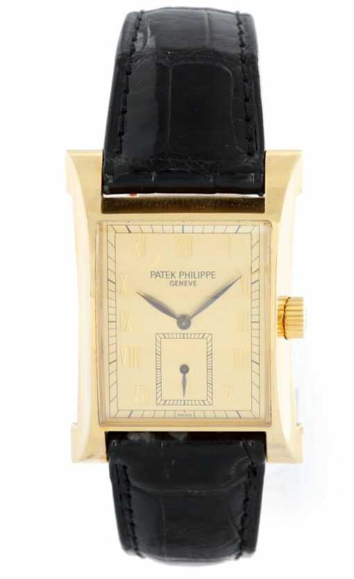 Patek Philippe Pagoda 18K Yellow Gold Limited Edition Men's Watch, Preowned. 5500j
