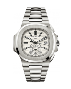 Patek Philippe Nautilus Stainless Steel Men's Watch Preowned-5980/1A-019