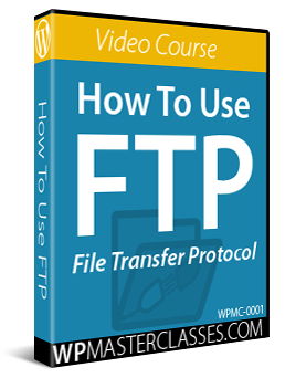 How To Use FTP - WPMasterclasses.com