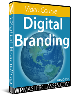 Digital Branding - WPMasterclasses.com