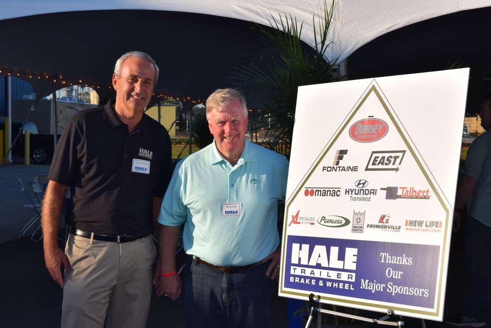 Hale Trailer Celebrates New Jacksonville, FL Branch Location