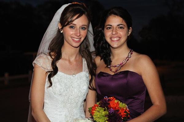 Dori and Lauren