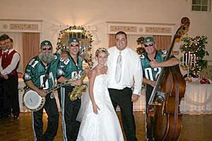 Frankenfield Wedding