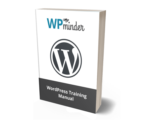 WordPress Training Manual cover