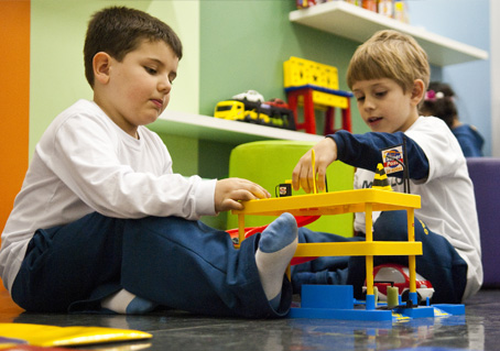 Espaço Kids e Brinquedoteca