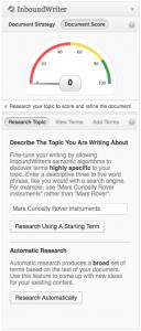 inbound-writer-wordpress