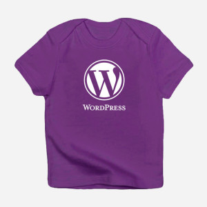 wordpress t shirt