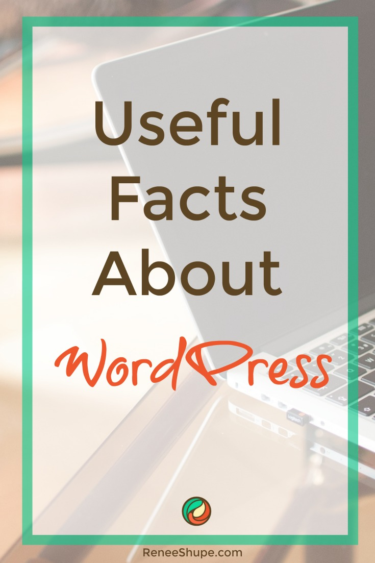 Considering WordPress for your blog?  Here's some pretty useful facts about WordPress you'll want to know. WordPress | WordPress as a Content Management System | Using WordPress for a Blog