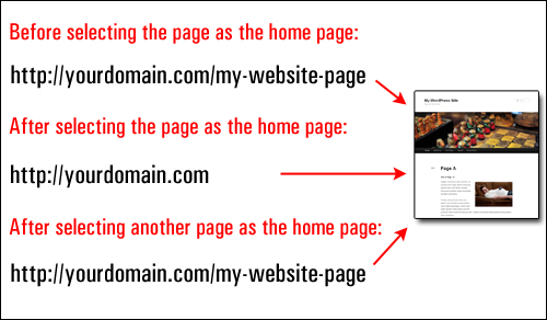 How To Create A Static WP Home Page