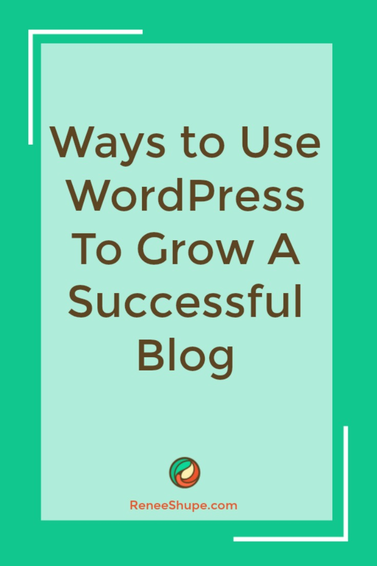 Using WordPress To Grow A Successful Business