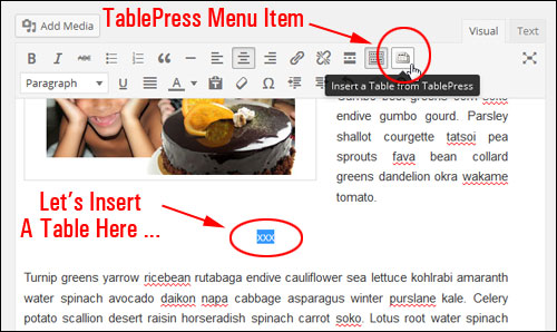How To Create And Add Tables In WordPress Pages And Posts