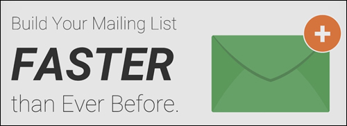 Thrive Leads - Mailing List-Building Plugin For Faster WP Mailing List Conversions