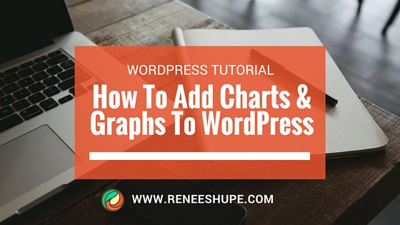 Embed Attractive Charts And Graphs Into A Page In WordPress