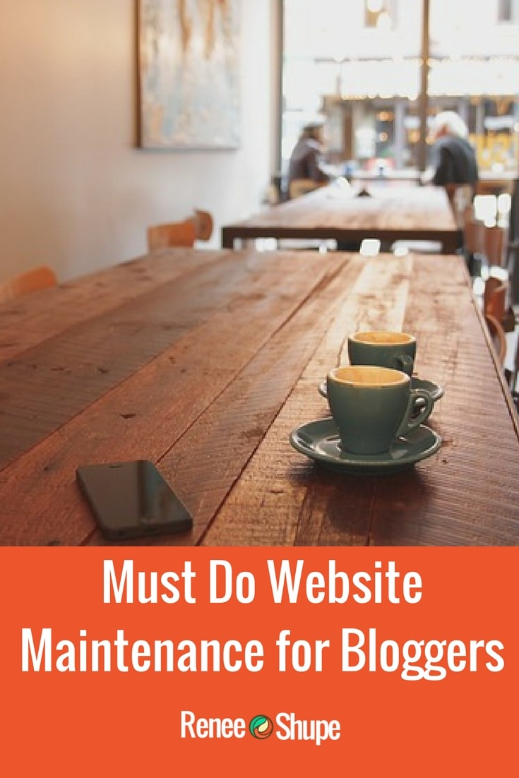 Website maintenance is critical if you're a blogger or website owner. Discover what you should be doing to protect your website and keep it running smoothly