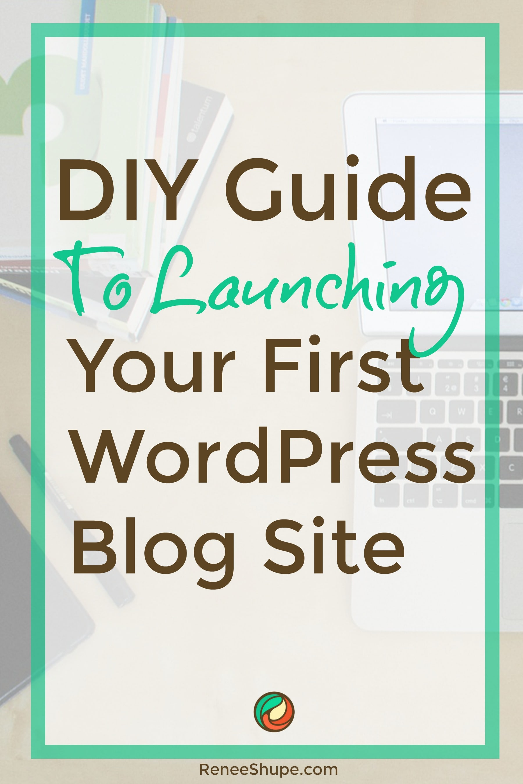 WordPress is the really the BEST platform for building a viable, sustainable & profitable business online.  This guide gives you the beginner steps to start.