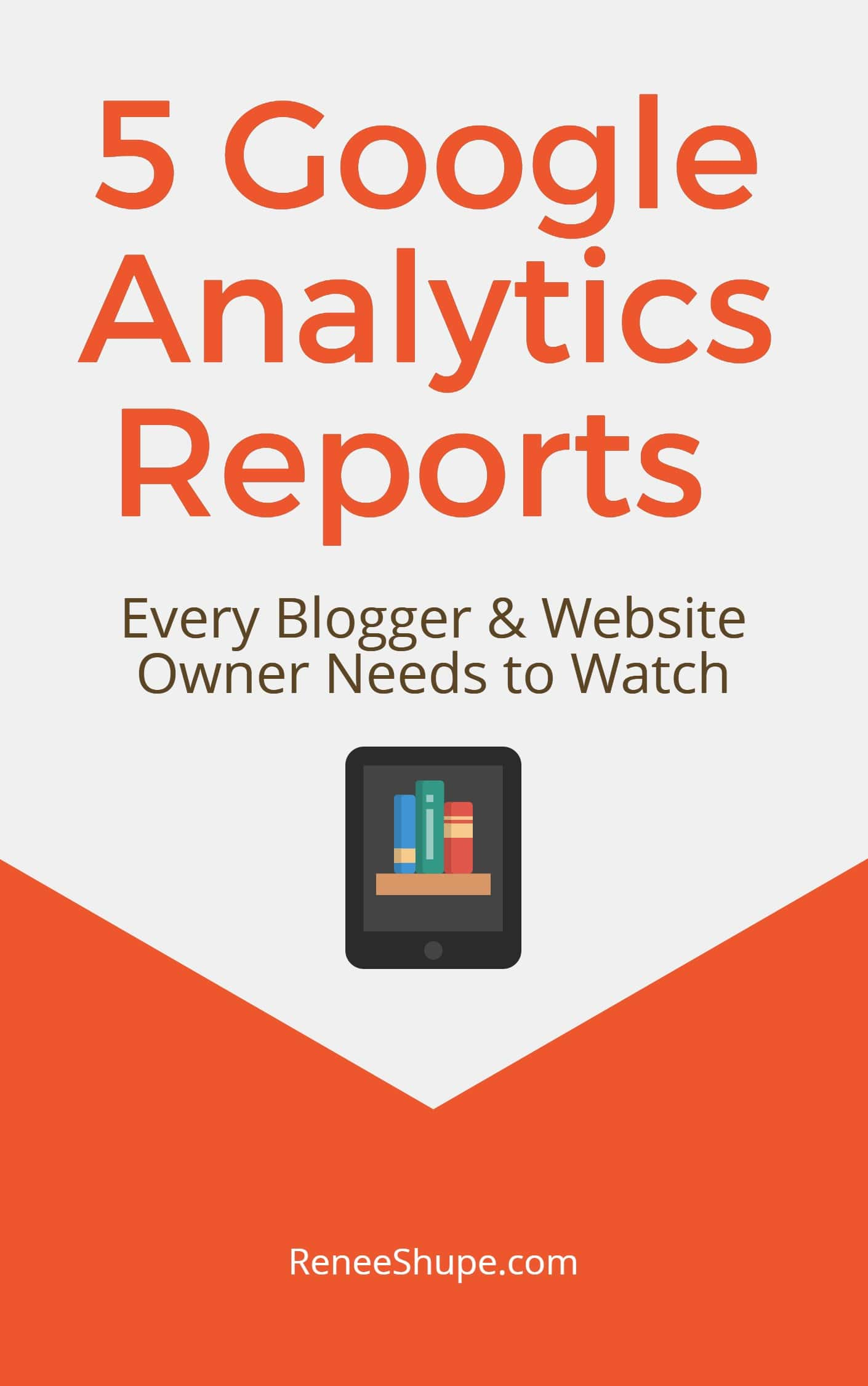 5 Google Analytics Reports Every Blogger Needs to Watch