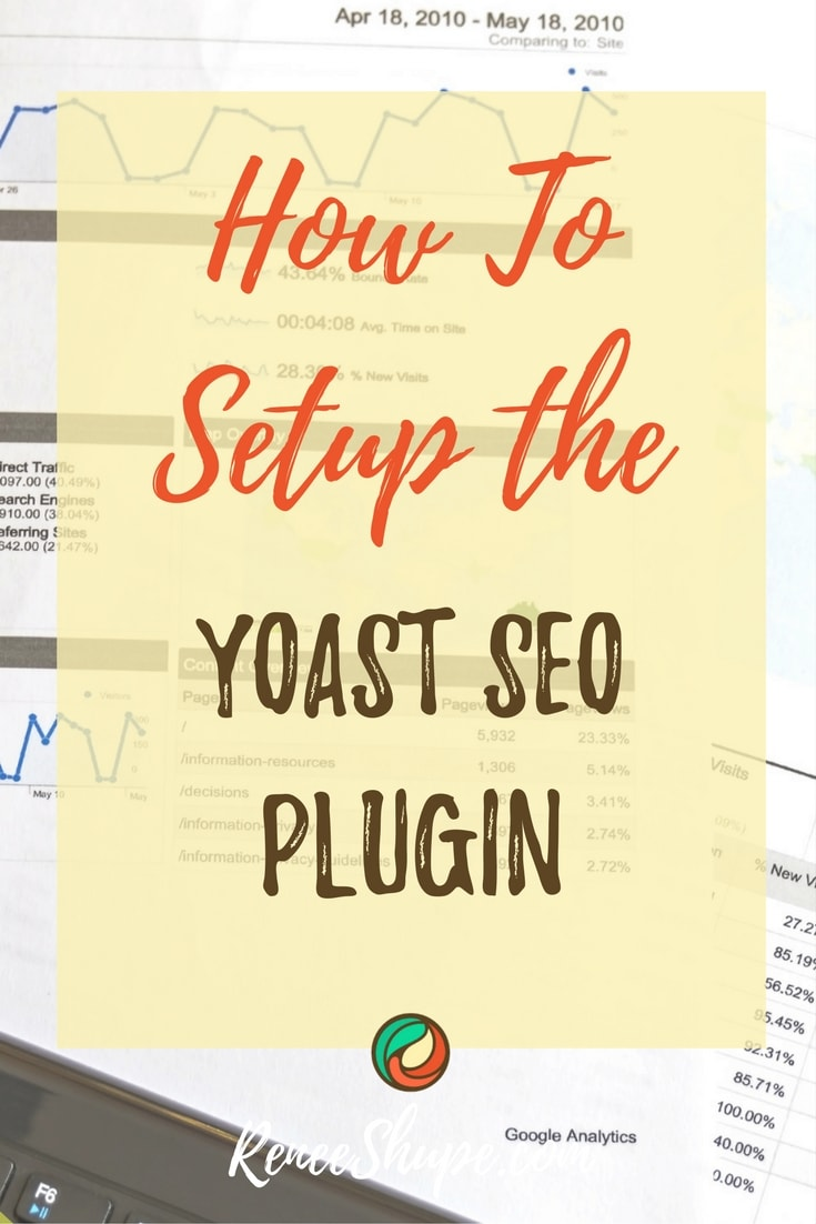 step by step guide for setting up the yoast seo plugin