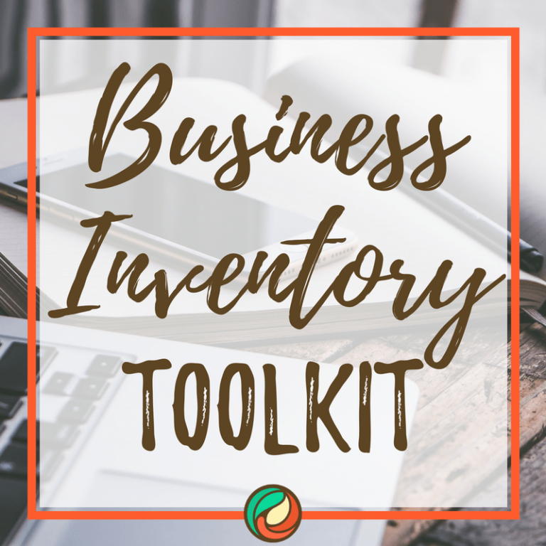 Business Inventory Toolkit