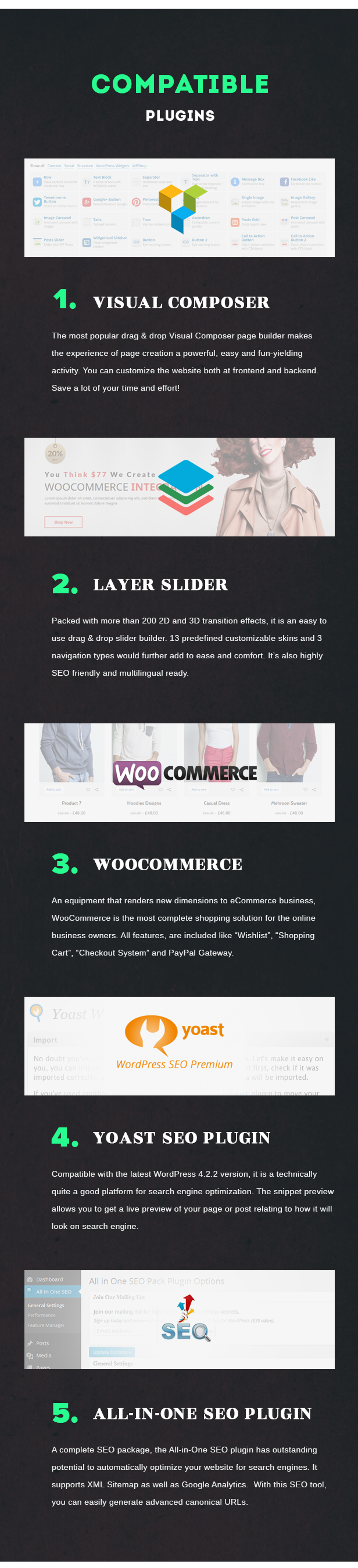 OneShop- OnePage/MultiPage WP Ajax eCommerce Theme