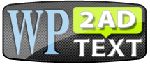 WP Text2ad Logo