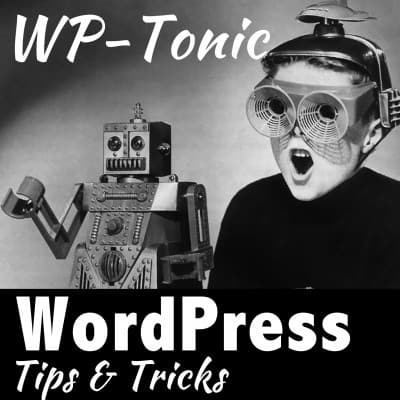 007 WP-Tonic: WordPress, Social Media and Real Estate Marketing