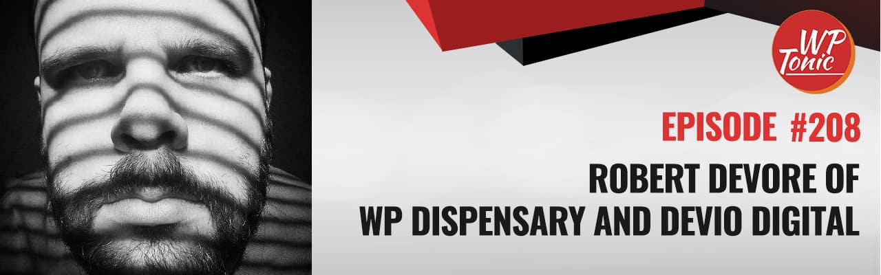 Robert DeVore of WP Dispensary